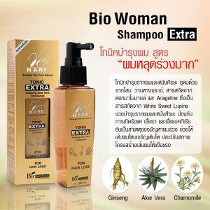 Шампунь Шампунь для всех типов волос от выпадения. Содержит экстракт женьшеня, ромашки, алое вера. Oстанавливает выпадение волос, стимулирует их активный рост, усиливает снабжение волос питательными в