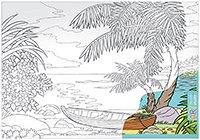 978-5-8112-6564-0 АРТ. Основа для творчества большая. Морской пейзаж