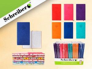 Записная книжка, 160 стр, 10x18 cм, 6 цветов в ассортименте NEW