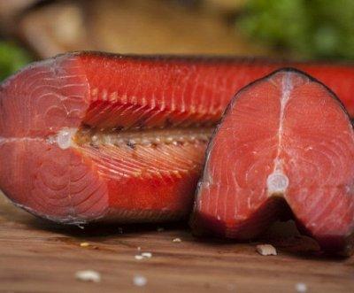 Океан вкуса! Икра! Рыбные стейки! Фарш нерки!  —  ПРОДУКЦИЯ ХОЛОДНОГО КОПЧЕНИЯ — Соленые и копченые