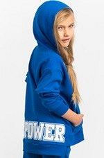 Спорт.костюм: Толстовка для девочки + штаны в комплект