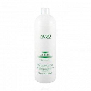 ActiOX 1,5% Кремообразная окислительная эмульсия с экстрактом женьшеня и рисовыми протеинами 1000 мл