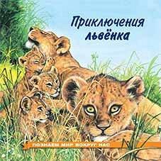 Приключения львёнка
