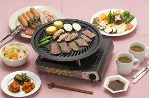 Сковорода для жарки на газовых плитках. Iwatani CB-P-Y3
