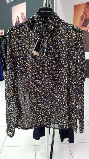 Шифоновая блуза Италия