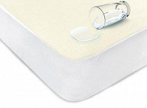 Чехол Водонепроницаемый наматрасник-чехол Plush Cover защищает верхнюю часть матраса от протеканий и появления пятен. Он легко надевается, снимается и стирается, надежно фиксируется резинкой по периме
