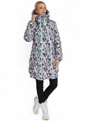 Куртка 3в1 зимн. для беременных и слингоношения