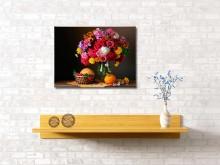 Сирень. Фотошторы и текстиль для дома!  Шторы от 1580 руб!   — Картина модульная. 1 модуль. Новинка! — Картины