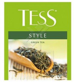 Чай Тесс Style Horeka, 100пак (мешок)