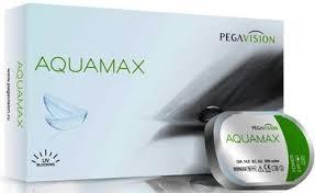 2-недельные контактные линзы (Pegavision) Aquamax (6 линз) -7.00