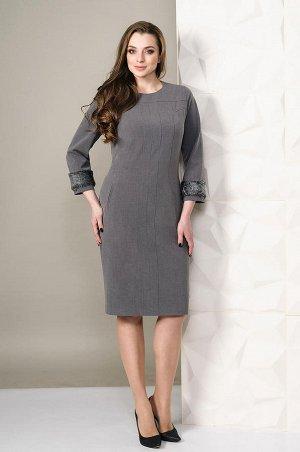 Платье-футляр р. 48