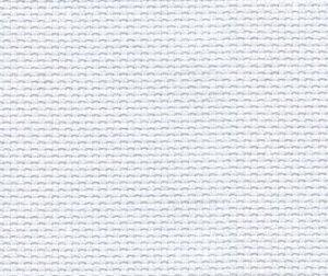 Канва № 14 цвет Белый  50*50 см 100% хлопок