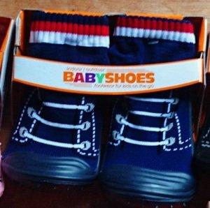 детские носки на прорезиненной подошве