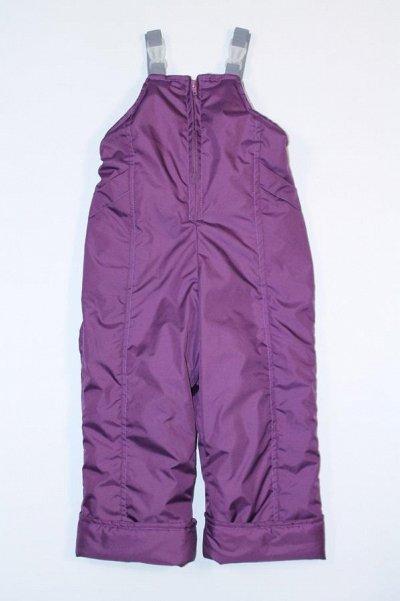 Барракуда - верхняя детская одежда. — Демисезонные брюки- полукомбинезон — Брюки