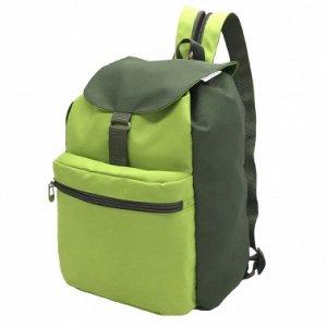 Рюкзак Д24хШ14хВ36 Универсальный рюкзак приятной расцветки для детей и взрослых любого возраста, унисекс. Отлично подойдет для прогулок, путешествий, секций, спорта. Имеет один основной отдел на стяжк