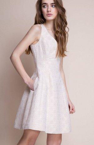 Балунова Платье 5953 кремовый