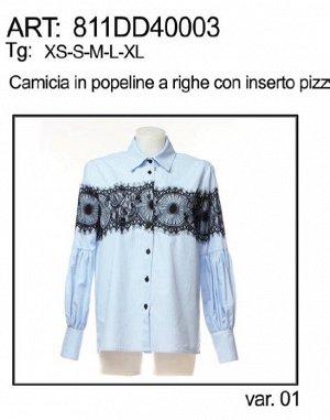 Стильная итальянская блуза
