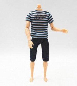 Комплект мужской одежды (бриджи + футболка)