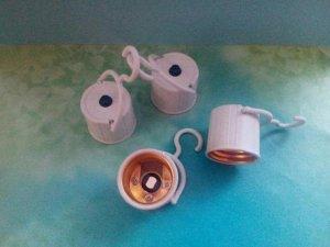 Крючок с кнопкой включения для автономной LED-лампы