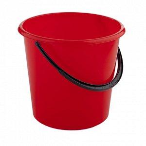 Ведро Ведро  5,0л без крышки Габариты 240*230*205 Яркие, прочные пластиковые ведра, выпускаемые нами из самой качественной пластмассы, несомненно, порадуют любую хозяйку. Найти применение 5-литровому