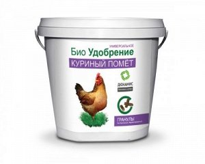 Куриный помет термически высушенный 2л