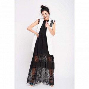 Шикарное платье для высоких красавиц.