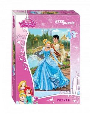 """Мозаика """"puzzle"""" 35 """"Золушка"""" (Disney)"""