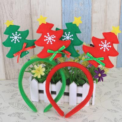 Новогодняя🌲Сувениры и подарки! Товары для дома от 5 рублей — Новогодняя бижутерия и аксессуары для волос🎄 — Аксессуары для волос