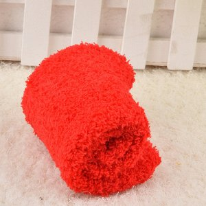 Носки махровые однотон