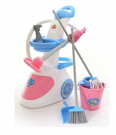 Полесье. Любимые игрушки из пластика. Успеем до повышения — Чистюля — Развивающие игрушки