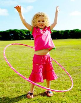 61*Товары для спорта, туризма и путешествий* — Скакалки и хулахупы для детей! — Фитнес