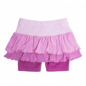 Пристрою юбку-шорты Пле*й Тудей, р- р 98