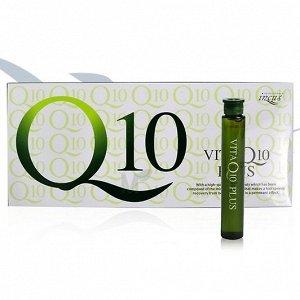 Vita Q10 Plus Hair ampoules INCUS Ампулы для интенсивного лечения сильно поврежденных волос с коэнзимом Q10 и витамином В6 13мл