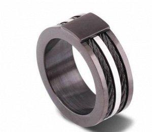 Стильное кольцо ,титановая сталь