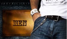 Джинсовая одежда — Мужские джинсы, шорты — Джинсы