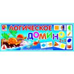"""Домино """"Геометрические фигуры"""""""