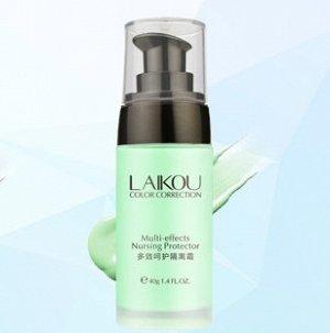 База-праймер под макияж (зелёный) Laikou