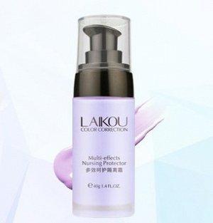 База-праймер под макияж (фиолетовый) Laikou