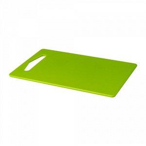 Доска разделочная зеленая