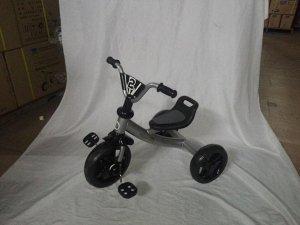 Детский 3-х колесный велосипед -981 (1/4) (серый)