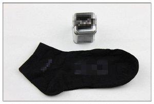 Подарочные носочки в баночке