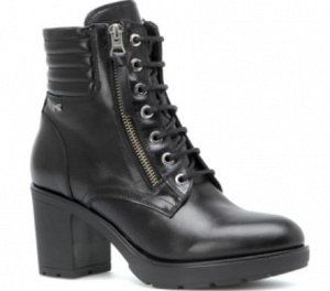 Ботинки Кожа мех полностью
