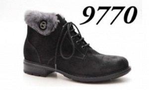 Ботинки Мех полностью