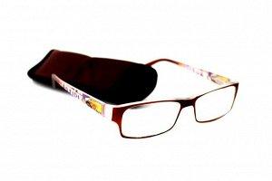 готовые очки с футляром Oкуляр