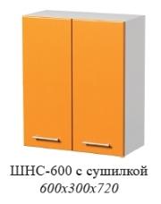 Шкаф навесной (с сушилкой)