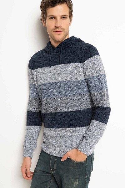 DEFACTO - 💃🏻толстовки, свитеры,джемпер, рубашки, футболки🕺🏻 — Свитеры, джемперы, свитшоты, куртки. — Одежда