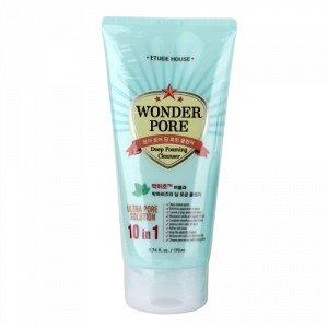 Очищающая пенка для кожи с расширенными порами Etude House Wonder Pore Deep Foaming Cleanser150мл
