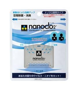 Блокатор вирусов! Противопростудное дезинфицирующее средство NANOCLO 2, 30 дней