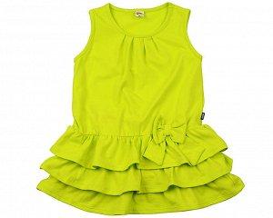 Платье (98-122см)UD 3295(2)салат