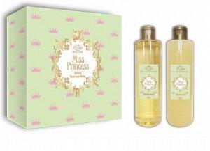 Подарочный набор Skin Juice GL-1703 (гель Miss Princess+пена Miss Princess)
